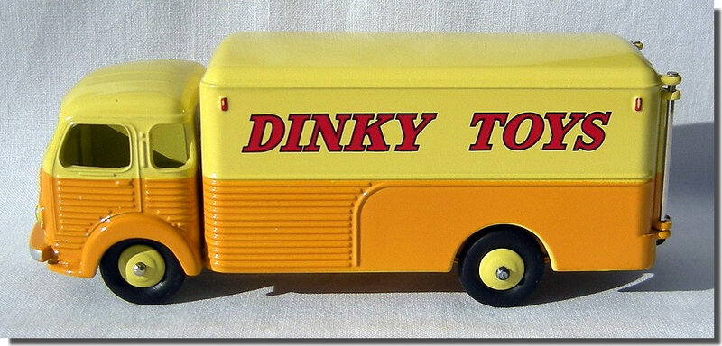 Dinky Atlas 33 Simca Cargo Dinky Toys A 4