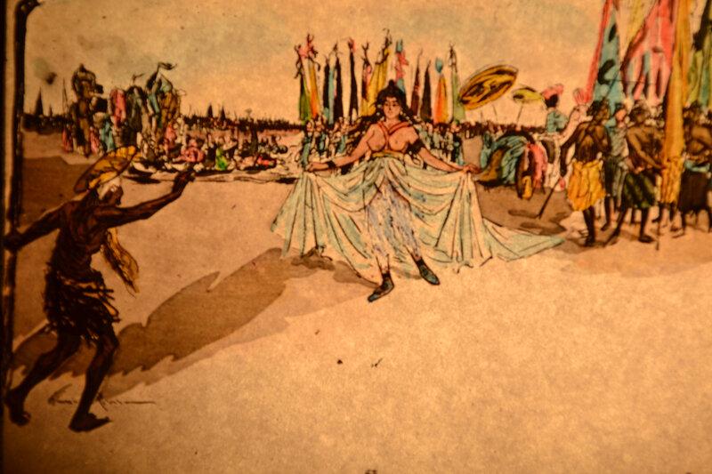 peinture Henri Rivière le Chat Noir