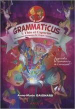 Théo et Capucine deviennent virtuoses du cirque Grammaticus