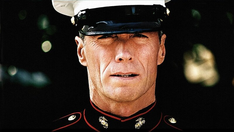 Clint Eastwood Heartbreak Ridge
