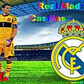 Iker casillas real madrid spain