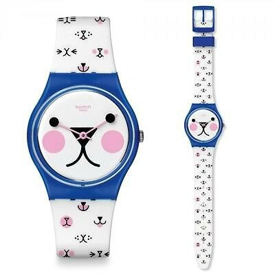MONTRE-SWATCH-ORIGINALS-CATTITUDE-Ref-GN241