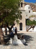 Dans la cité byzantine de Monemvasia 021014