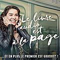 Grand concours de noël audible : des crédits pour télécharger des livres audio à gagner !!