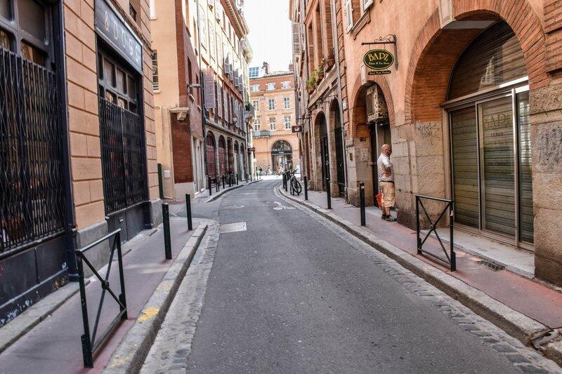 Rue de la Bourse