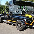 Caterham seven csr 260 super light