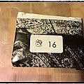Calendrier 16 ,17 ,18 et 19