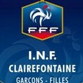 CLAIREFONTAINE I N F 2011-2014 POLE FRANCE