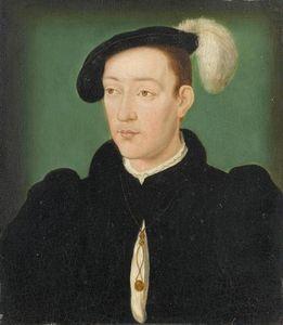 Le dauphin François, Chantilly