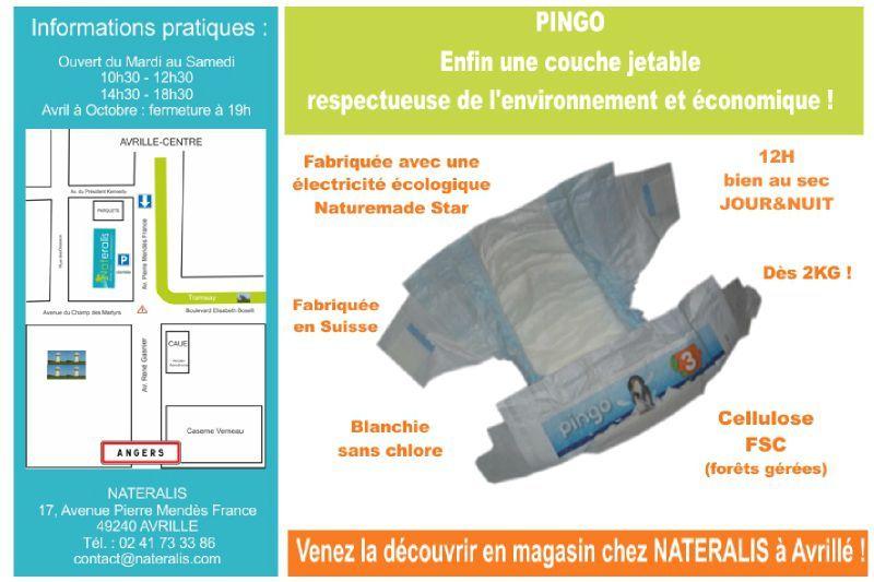 Les Couches Pingo Révolutionnent Le Change De Bébé Nateralis