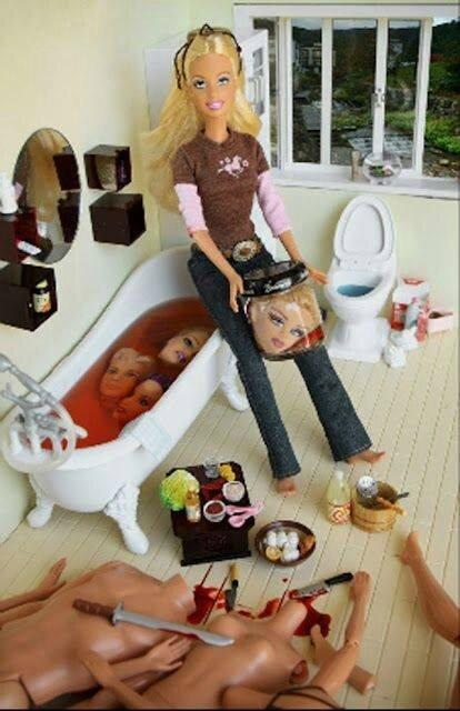 Barbie+crime
