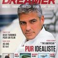 George clooney cover story