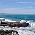 Rocher de la frégate (biarritz)
