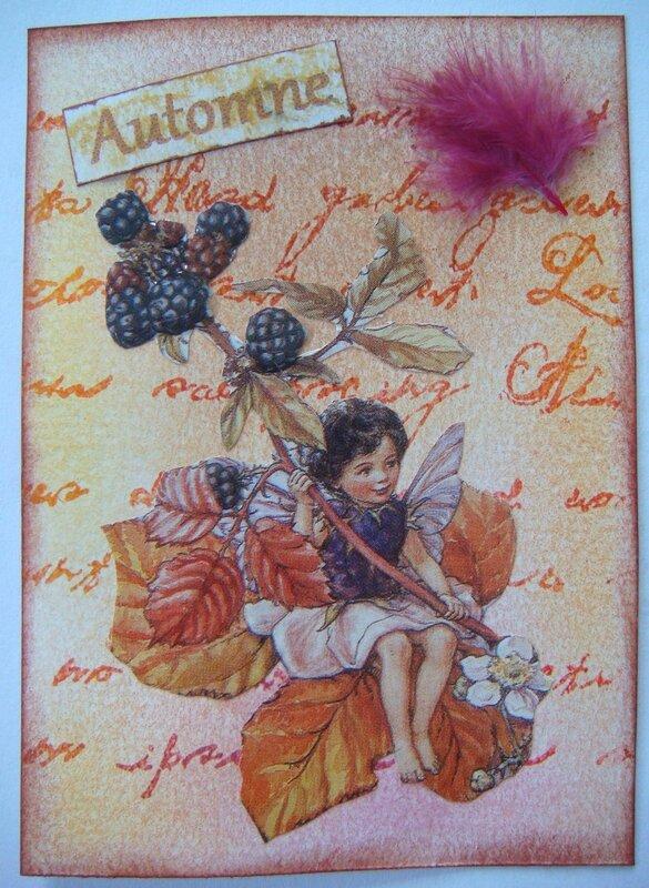 Fruits d'été Cicely Mary Baker (Garlou)