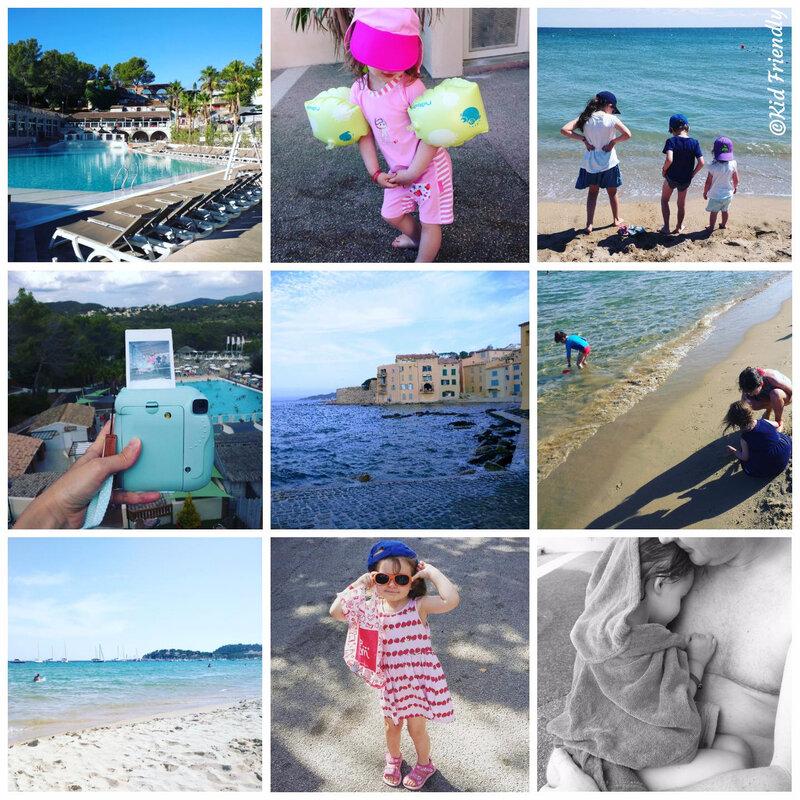 Vacances à Fréjus ©Kid Friendly