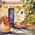 aquarelles- pastels