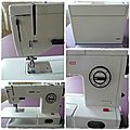 Machine coudre Pfaff
