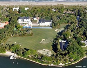 Rachid Sefrioui - Tiger Woods golf home 1