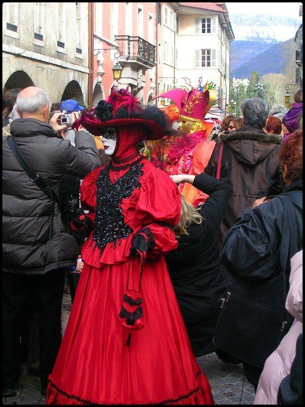 Carnaval Vénitien Annecy le 3 Mars 2007 (53)