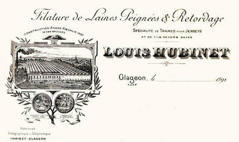 GLAGEON-Louis Hubinet