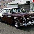 Chevrolet bel air 2door sedan-1955