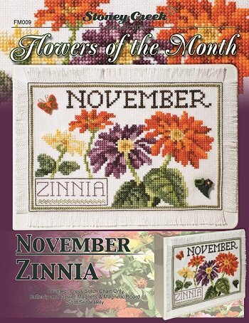 flowers of the month - november