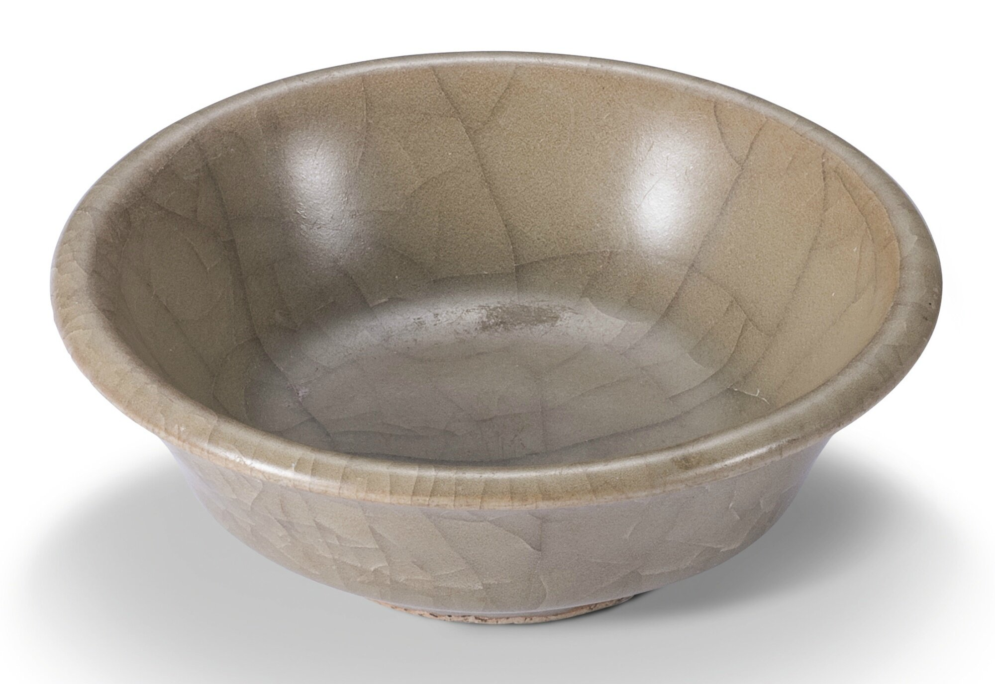 A crackle-glazed washer, Song–Yuan dynasty (960-1368)