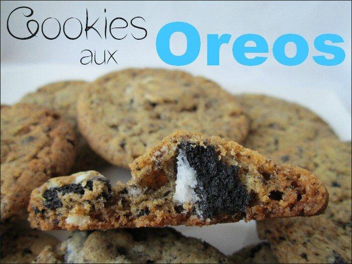 cookies aux oreos 1