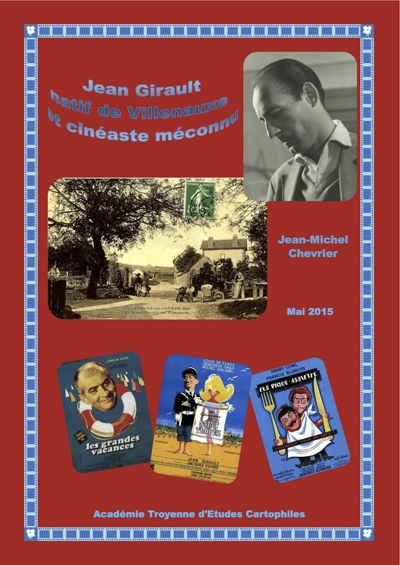 Couverture Jean Girault p 1