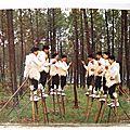 Echassiers Soustonnais - Lous Cadetouns (datée 1969)