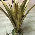 Prototype d'une lampe ananas...