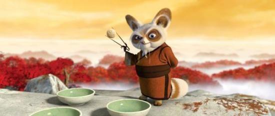 Kung Fu Panda Ce Qui Me Derange