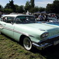 Pontiac strato chief 2door sedan 1958