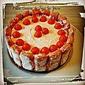 Charlotte aux fraises tagada® 🍬