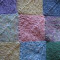 Des restes de laines a utiliser - episode 1