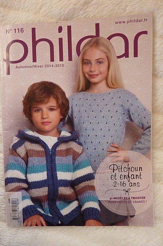 Phildar n° 116