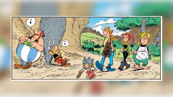 Astérix et Obélix reviennent avec « La Fille de Vercingétorix ».
