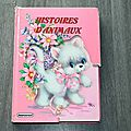 Histoires d'animaux éditions du tournesol (1992)
