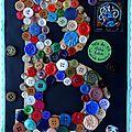 Cathala maurine art postal fête du fil 2015