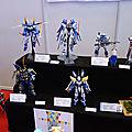 Stand Anigetter - mini-expo Gundam