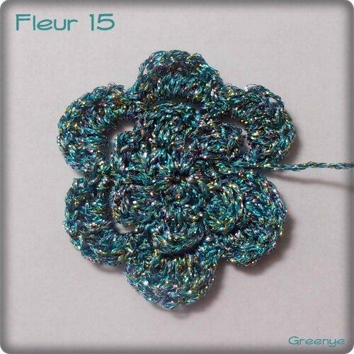 fleur 15