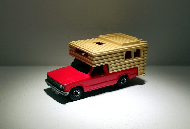 Ford Camper (Matchbox)
