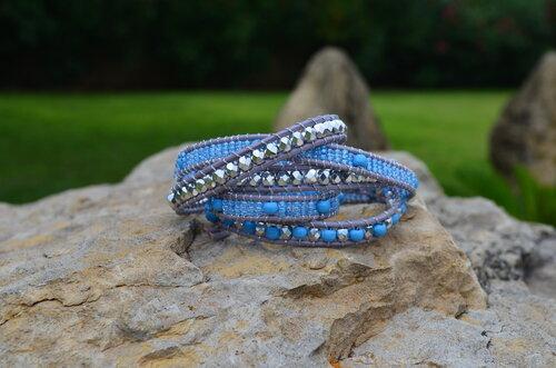 Bracelet__perles__tissage__bijoux__La_chouette_bricole