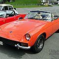 Jensen healey cabriolet 1972-1976