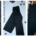Pantalon Happy Homemade marine