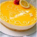 Délice au citron