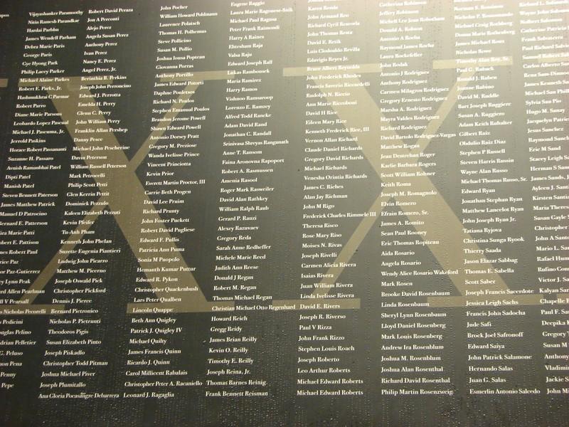 victimes du 11-09