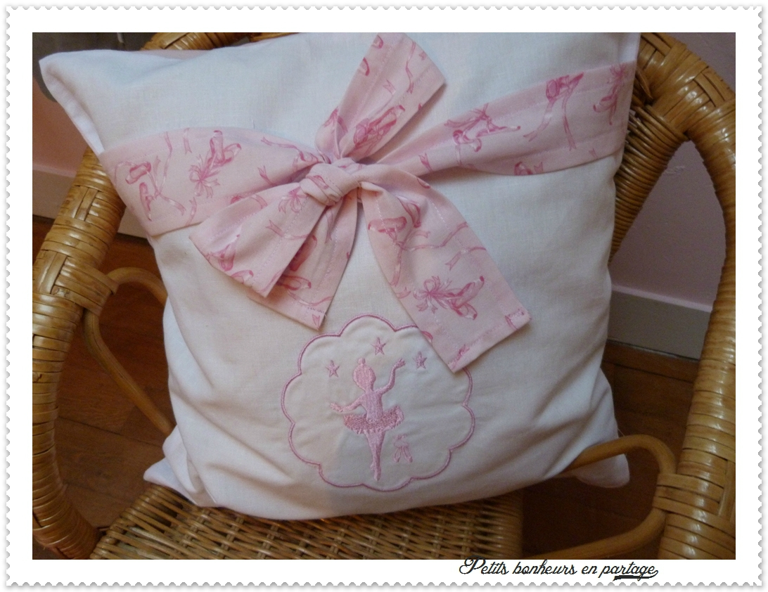 coussin balle