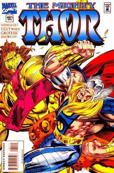 mighty thor 1966 481