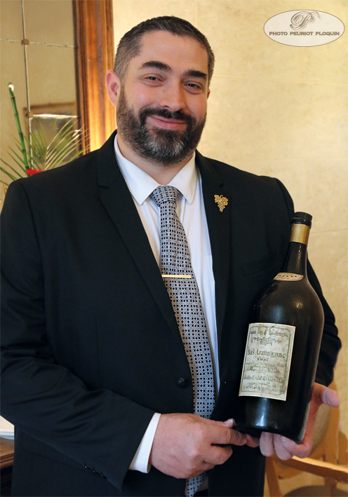 CAZAUBON_Chateau_BELLEVUE_Thomas_BROCHARD_sommelier
